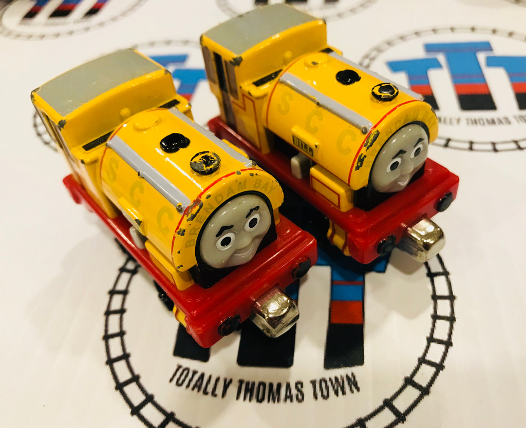 Bill and Ben (2003) Used - Take N Play - Totally Thomas Town
