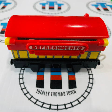 Refreshments Cargo (2008) Good Condition Used - Trackmaster