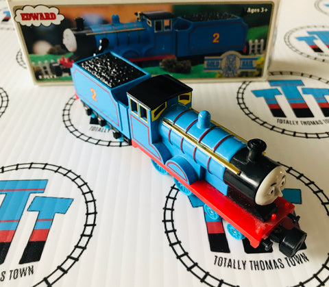 Edward (1992) Very Good Condition with Box ERTL Gold Rail - Used