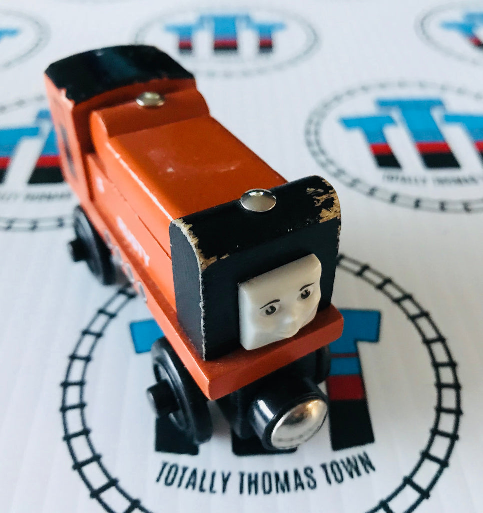 Rusty (2001) Wooden - Used - Totally Thomas Town