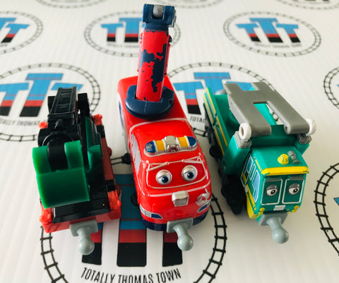 Chuggington Pack Used - TrackStack