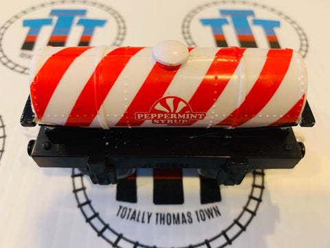 Peppermint Syrup Tanker (2009) Used - Trackmaster