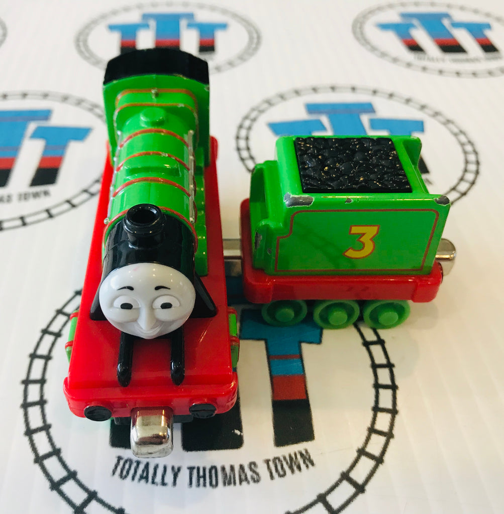 Henry & Tender (2009) Good Condition Used - Take N Play - Totally Thomas Town