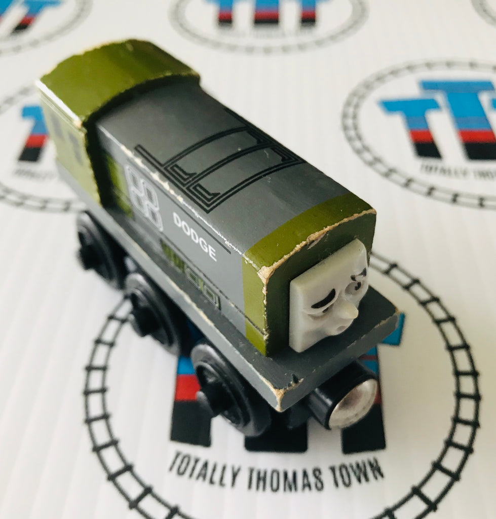 Dodge (2003) Wooden - Used - Totally Thomas Town