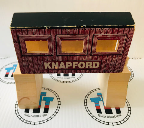 Knapford Covered Tunnel with Glued Blocks - Used