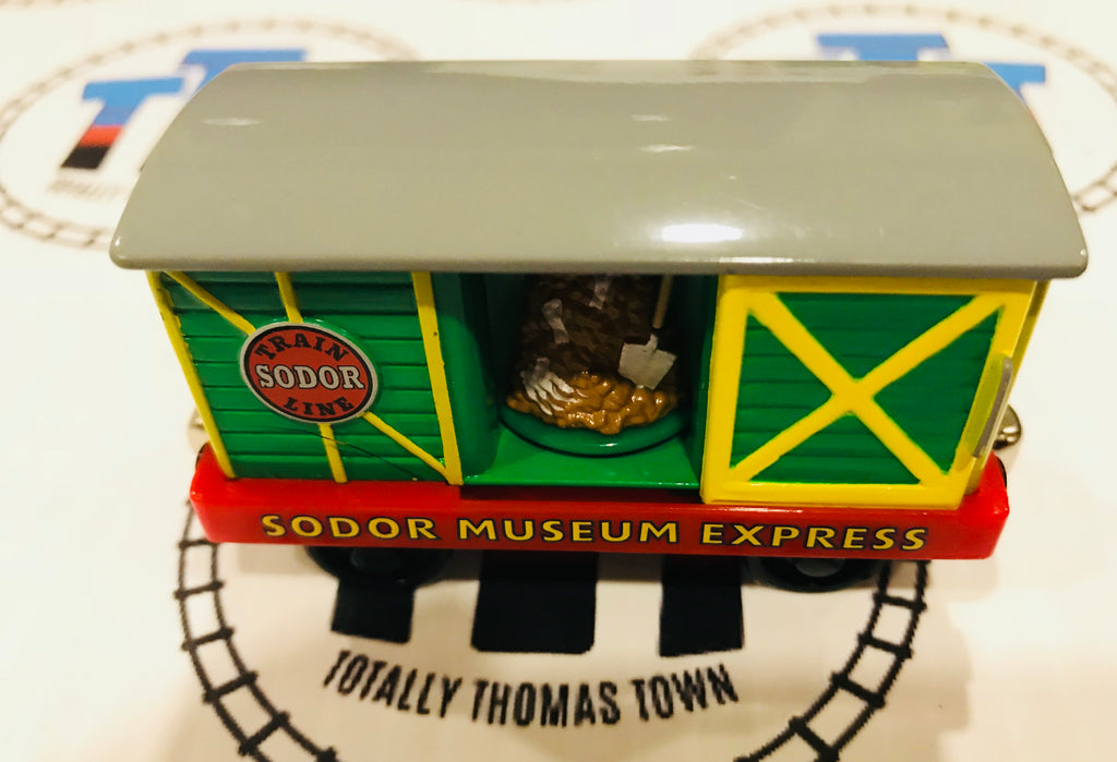 Museum Express (2003) Good Condition Used - Take N Play - Totally Thomas Town