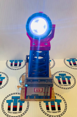 Search Light (Lighthouse) Wooden - Used