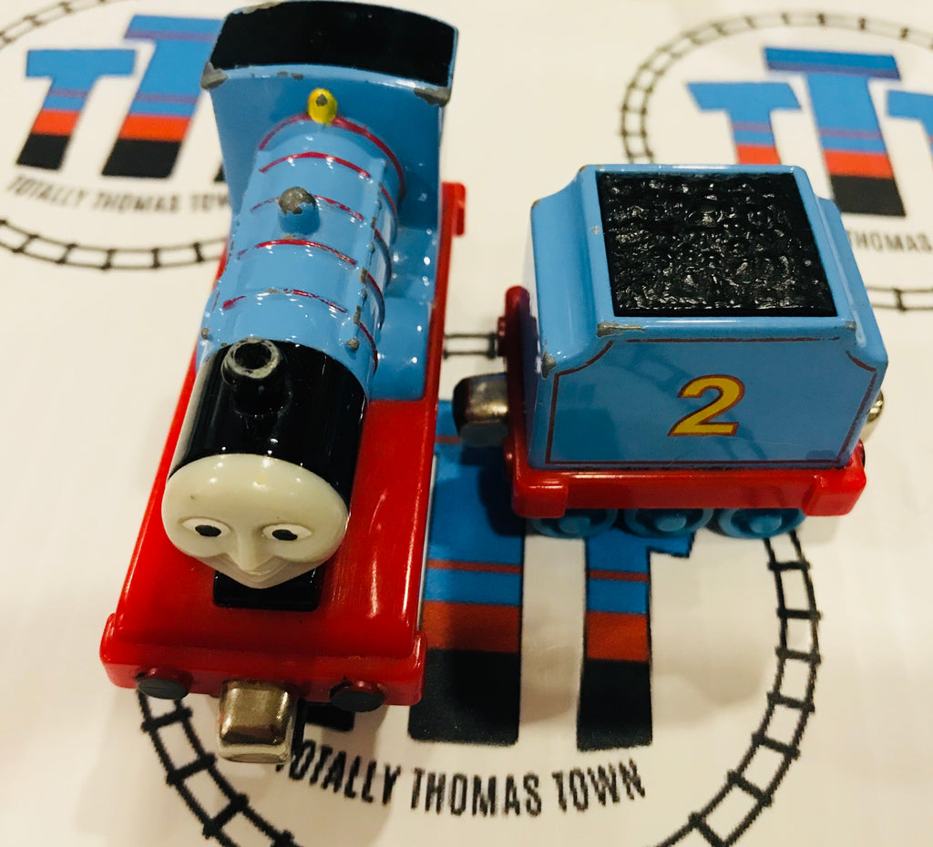 Edward & Tender (2002) Used - Take N Play - Totally Thomas Town