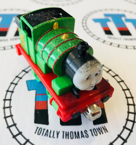 Percy in Coal (2002) - Take N Play - Totally Thomas Town