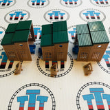 Tidmouth Sheds Berth Pack Capsule Plarail - Used