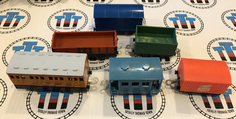 Cargo Pack 6 Pieces Used - Trackmaster - Totally Thomas Town