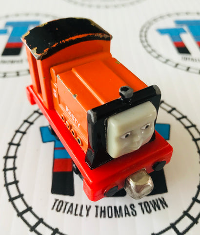 Rusty (2004) Used - Take N Play - Totally Thomas Town