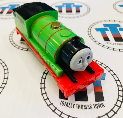Talking Percy (2014) Very Good Condition Used - Trackmaster - Totally Thomas Town