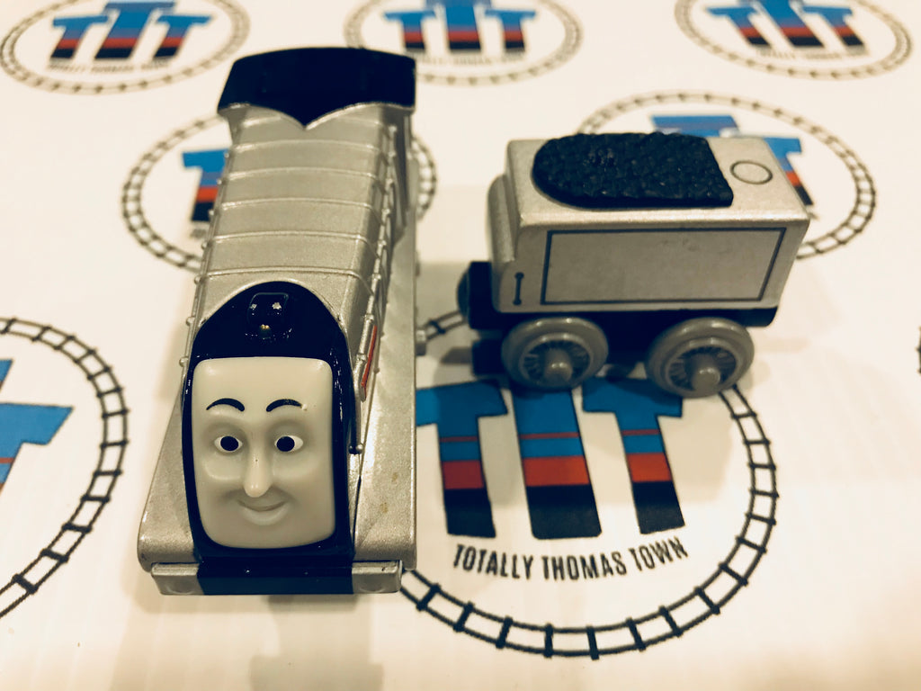Battery Spencer (2013) Good Condition Wooden - Used - Totally Thomas Town
