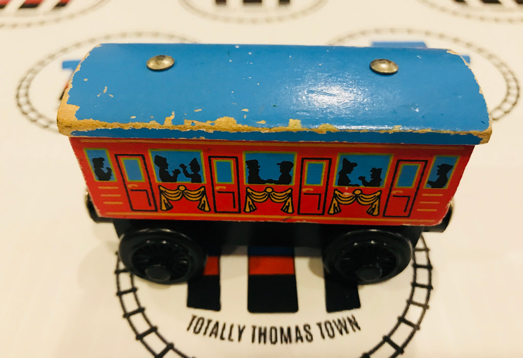 Limited Collectors Edition Box Car (2001) Wooden- Used - Totally Thomas Town