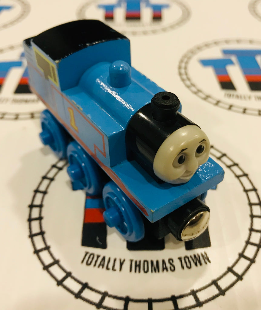 Thomas (2001) Rare Good Condition Wooden - Used