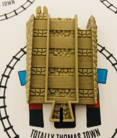 Trackmaster and TOMY Male End Adapter Track 1 Piece - Used - Totally Thomas Town