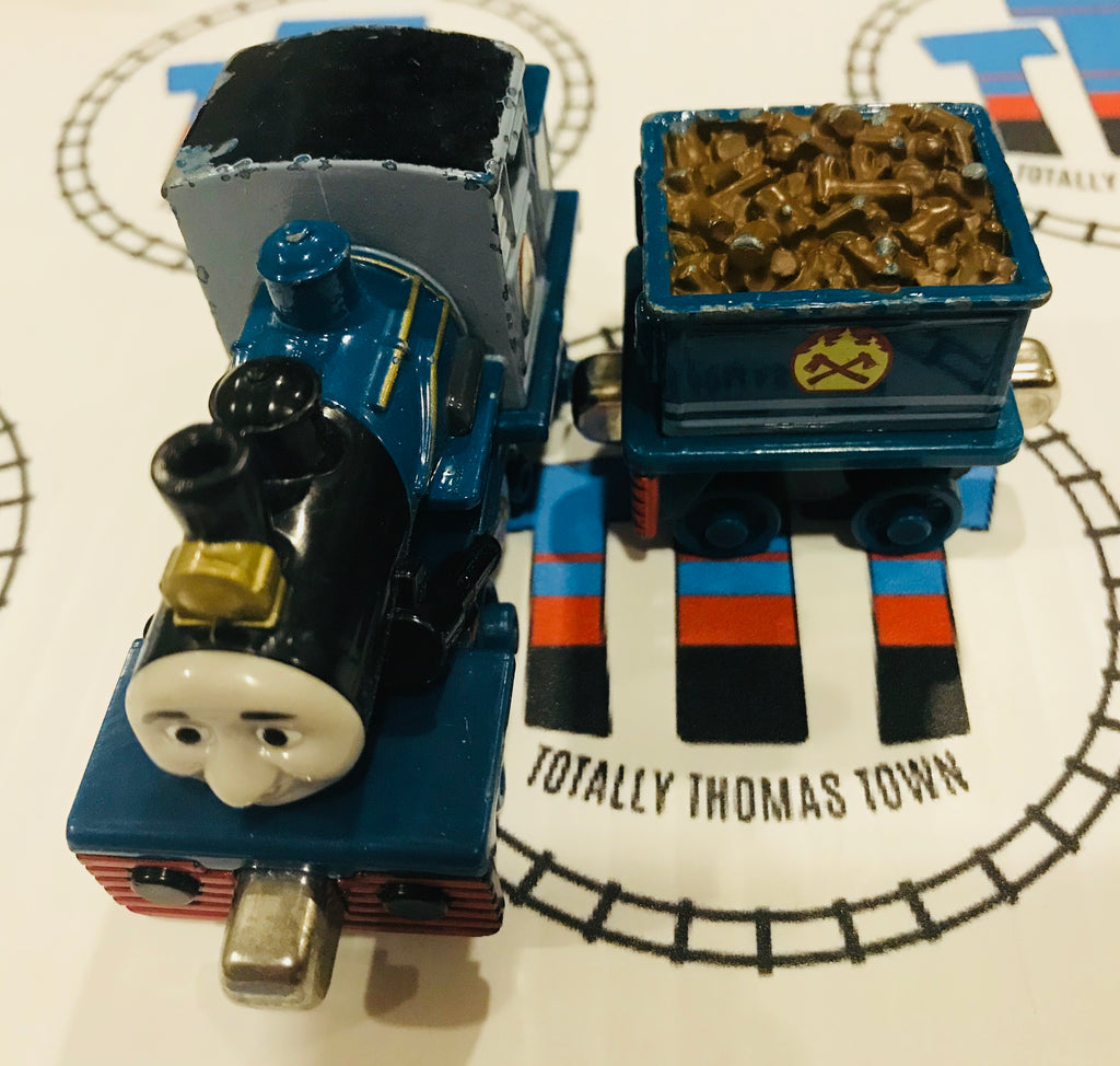 Ferdinand with Tender Used - Take N Play - Totally Thomas Town