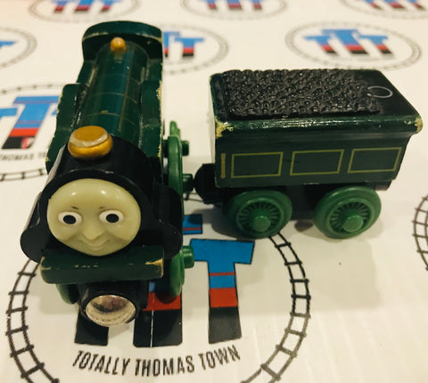 Emily & Tender (2003) Fair Condition Wooden - Used - Totally Thomas Town