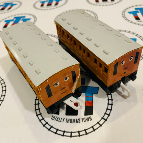 Annie & Clarabel (2009) Sticker coming off Used - Trackmaster