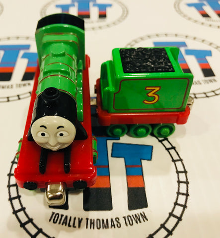 Henry & Tender (2002) Good Condition Used - Take N Play - Totally Thomas Town