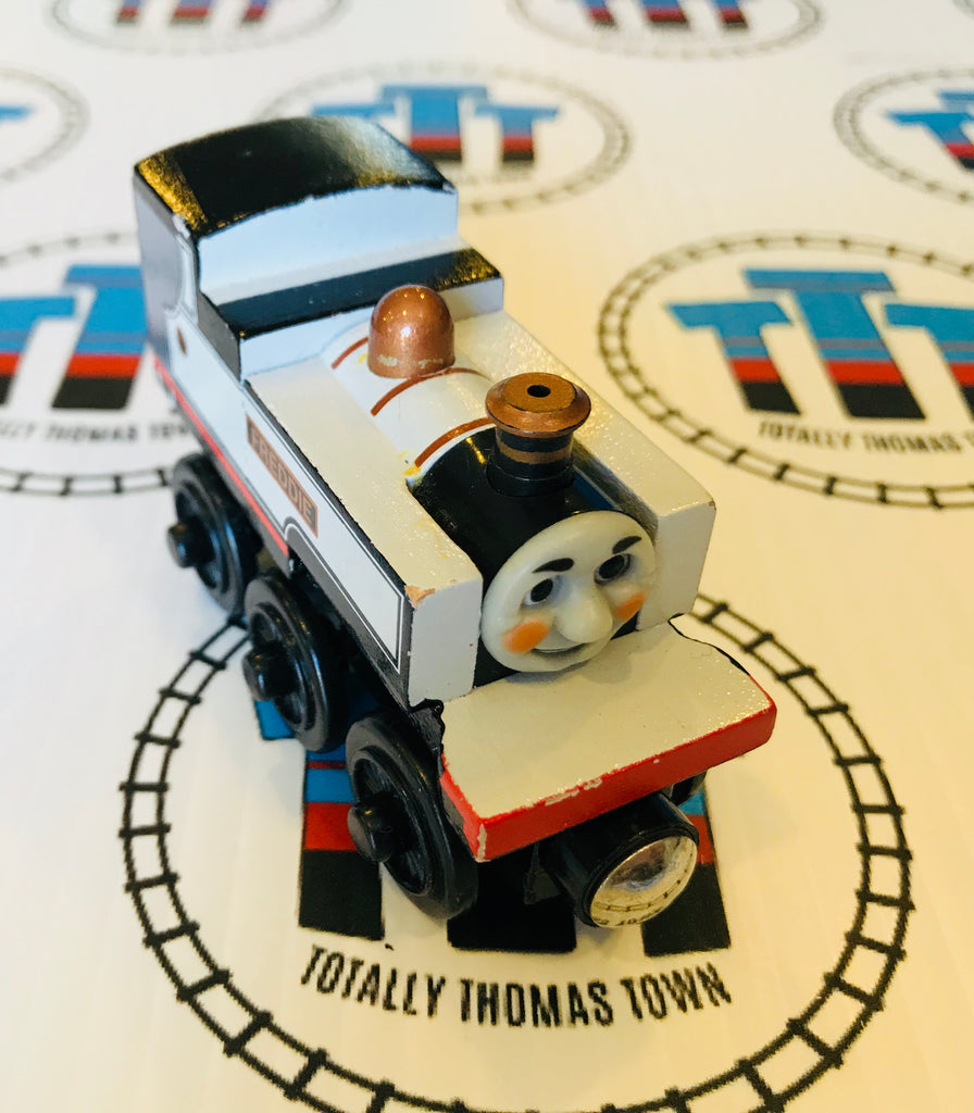 Fearless Freddie (2003) Good Condition Wooden - Used - Totally Thomas Town