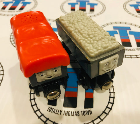 Giggling Troublesome Trucks (2003) Good Condition Wooden - Used