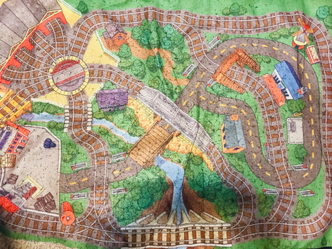 Thomas Playmat - Used