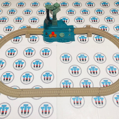 Cranky at the Docks Set Used - Trackmaster