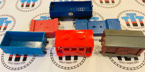 Cargo Pack Used - Trackmaster