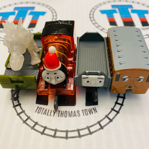 Capsule Plarail Train Pack (See Notes) - Used