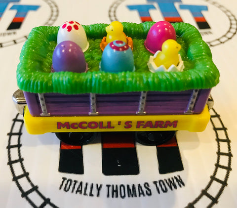 Easter Egg Car (2002) Good Condition Used - Take N Play