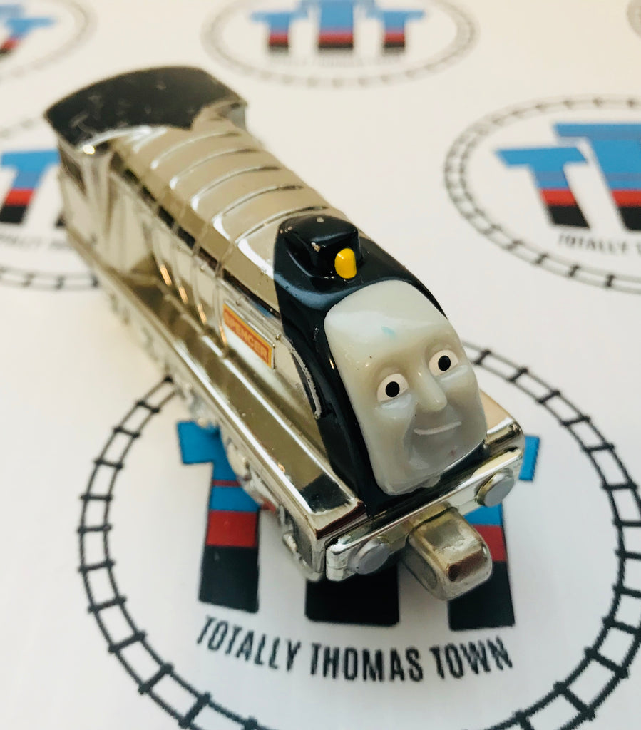 Limited Edition Metallic Spencer (2004) Used - Take N Play - Totally Thomas Town