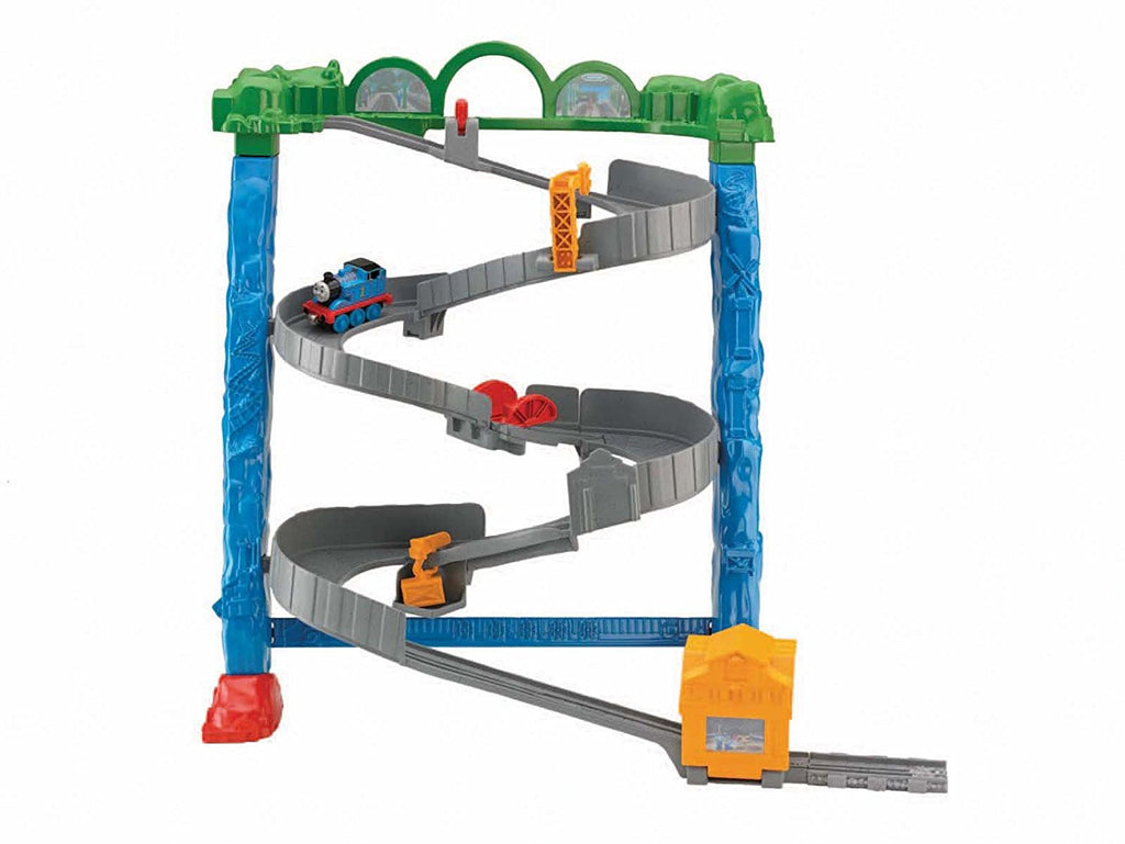 Spills & Thrills on Sodor Set Used - Take N Play