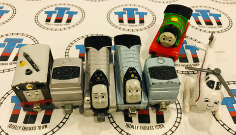 Train Value Take n Play Pack - Used