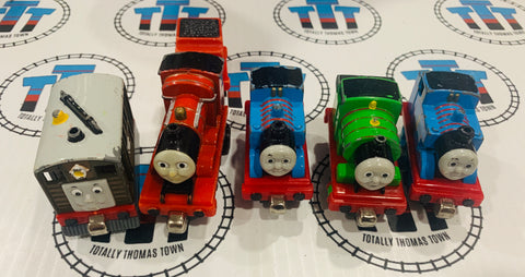 Train Value Take n Play Pack Poor Condition (James not working) - Used