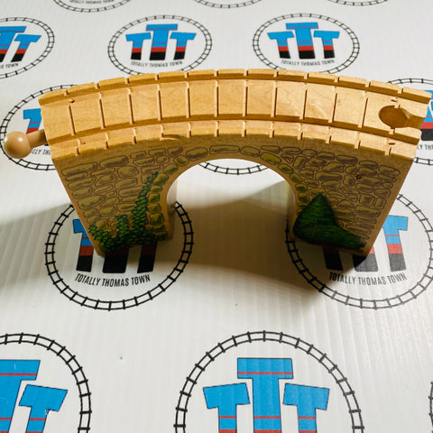Arched Viaduct Clickity Clack with Holes Track 1 Piece - Used