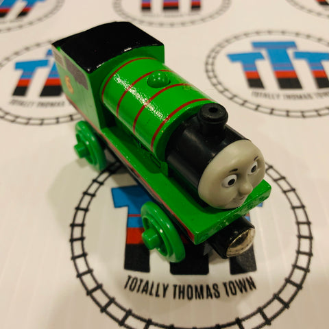 Percy (2003) Good Condition Newer Face Wooden - Used