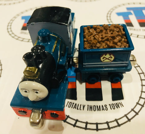 Ferdinand with Tender (2009) Good Condition Used - Take N Play - Totally Thomas Town