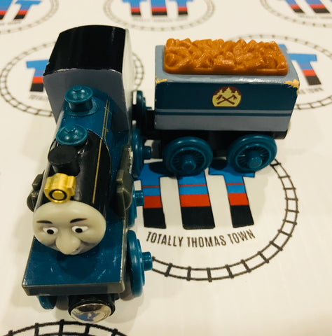 Ferdinand & Tender (2003) Good Condition Wooden - Used - Totally Thomas Town