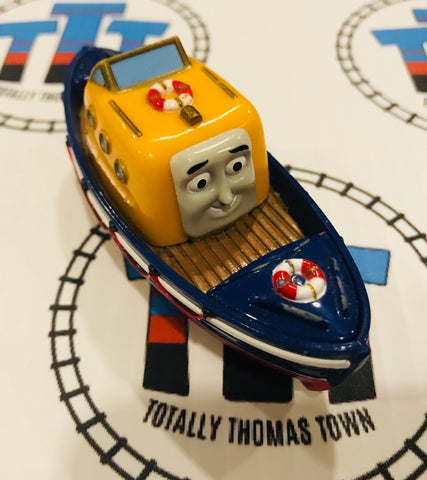Captain (2009) Good Condition Used - Take N Play - Totally Thomas Town