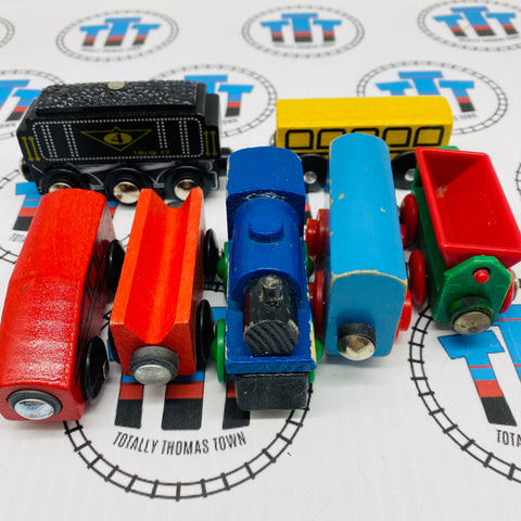 Train Value Pack Other Brand - Used