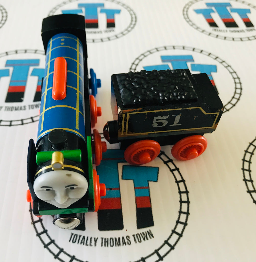 Patchwork Hiro & Tender (2003) Very Good Condition Wooden - Used - Totally Thomas Town