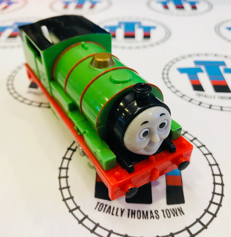 Percy (2009) Good Condition Used - Trackmaster - Totally Thomas Town