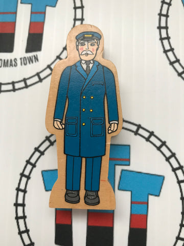 Conductor Wooden - Used - Totally Thomas Town