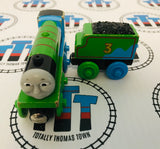 Henry with Tender 60 Year Edition (2003) Fair Condition - Used - Totally Thomas Town