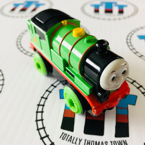 Battery Percy (2002) Good Condition Wooden - Used - Totally Thomas Town