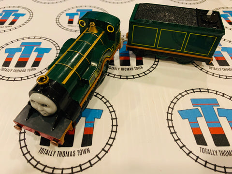 Emily & Tender (2004) Noisy and Missing Linkage Arm Used - TOMY