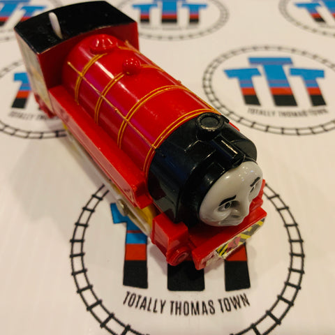 Victor (2009) Ripped Sticker Used - Trackmaster