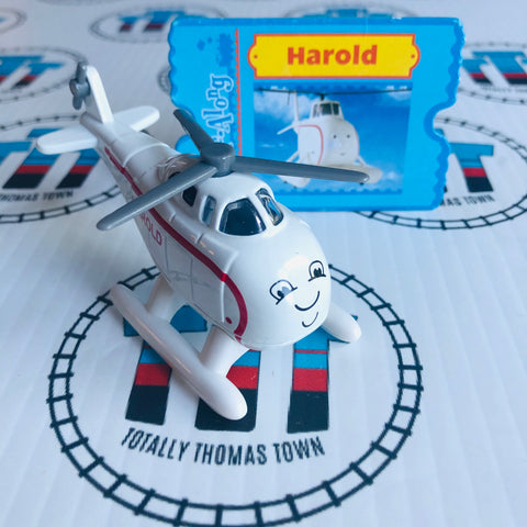 Harold with Character Card (2002) Good Condition Take N Play - Used